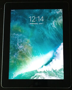 Ipad 4 16GB Mint and Perfect battery