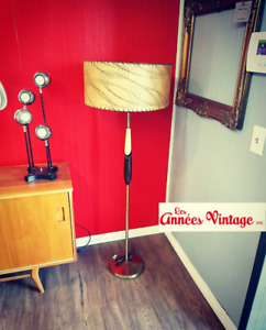 Lampes Vintage 1960 Mid Century Rétro Salon Living room