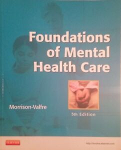 Foundations of Mental Health Care - Used As New