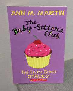 """""""The Babysitters Club"""" paperback novel (ages 9-12)"""