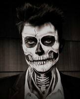 HALLOWEEN FACE/BODY PAINTING.  Cosplay and events services.
