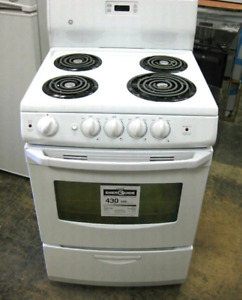 """24"""" apartment size Stove with 6 months warranty part's & labour"""