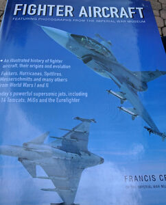 Fighter Aircraft Picture Book - for airplane lovers