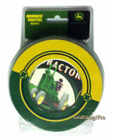 John Deere Tractors Ceramic Coasters Round Absorbent Stone Bar