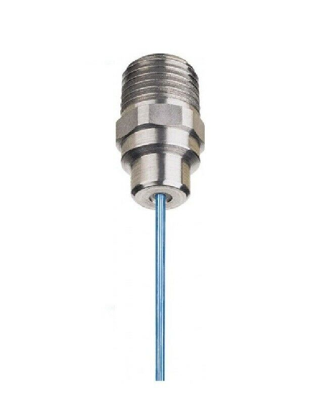 TeeJet Stream-Jet Solid Stream Stainless Steel Nozzle Spray Tip 1.5 GPM @ 40 PSI
