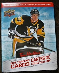 Tim Horton,  Complete collection,  2016 - 17
