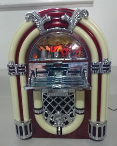 Vintage Retro Jukebox AM/ FM Radio
