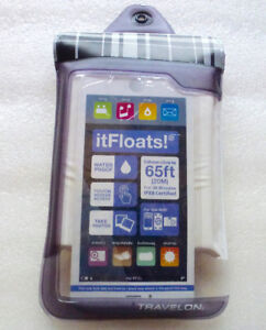 Waterproof Flotation Case for Cell Phone