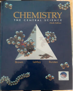 Chemistry: The Central Science 9th Edition