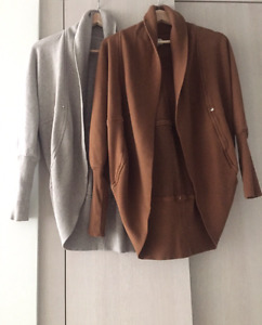 $60 EACH! ARITZIA WILFRED DIDEROT SWEATERS | SIZE XS