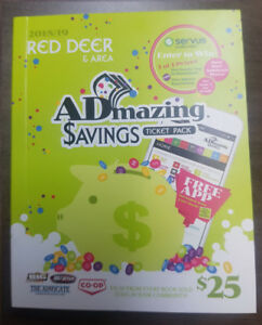 Back to School Coupon Book Promotion
