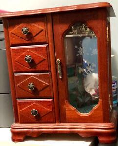 Nice jewellery cupboard
