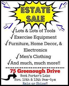 ****ESTATE SALE **** Everything must Go!!!