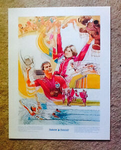 Over 250 1970's Prints Prudential Great Moments Canadian Sports London Ontario image 5