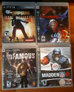 Jeux Playstation 3 ...PS3 games