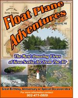 FLOAT PLANE SIGHTSEEING AND NOVA SCOTIA TOURS