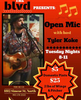 Looking to Start an Open Mic?