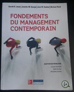 Fondement du management contemporain Saguenay Saguenay-Lac-Saint-Jean image 1
