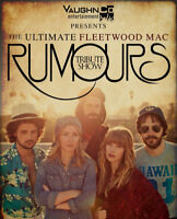RUMOURS: The Ultimate Fleetwood Mac Tribute Show - 4 Tickets