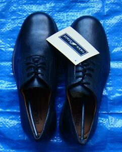 Brand New - Black Leather Dress Shoes - Deer Stag Brand