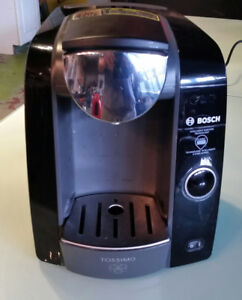 Bosch TAS4702UC coffee maker.   Brand new excellent condition.