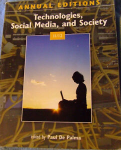 Annual Editions Technologies, Social Media, and Society 11/12