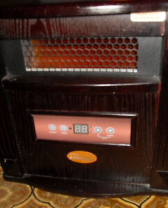 Infrared Heater - (Stored in Box - only used a few times)