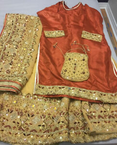 Brand new wedding lengha