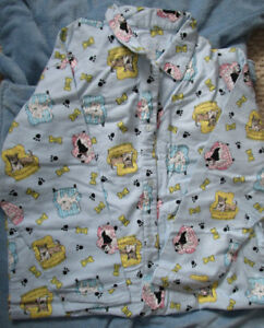 Nightgown, with Dogs on it.  Size Large NEW