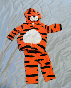 Tiger costume  size 3-6 months