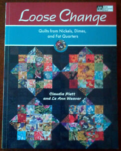Quilt Books  from various quilters