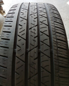 Continental Cross Contact Tires 245/55/19