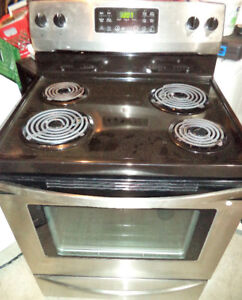 """KENMORE STAINLESS STEEL 30"""" STOVE FOR SALE!! $350.00"""