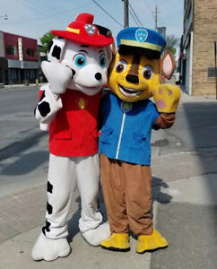 Party Party Party with Fun and Cute Mascots!!