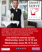 SMART SERVE - Get the certification you need!