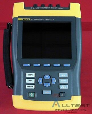 Fluke 435 Power Quality Analyzer