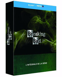 Breaking Bad : Intégrale - Blu-ray -Édition Collector