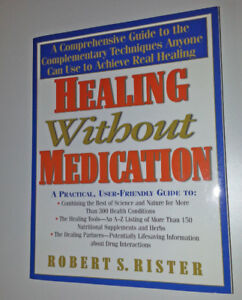 Healing Without Medication Book like new