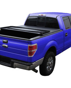 Premium Soft Folding Tonneau Cover - Dodge Ram