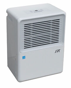 SPT 50 Pint Dehumidifier With Pump