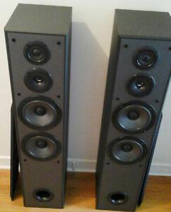 Pioneer Tower Speakers (pair)