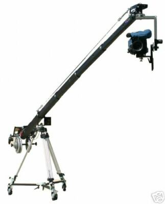 New JonyJib 2 18' Camera Crane - Jib Arm - Turnkey!