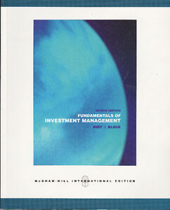 Fundamentals of Investment Management London Ontario image 1