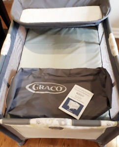 Priced for Quick Sale, Graco foldable Playpen Only $65!