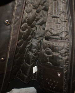New Danier Leather  Coat London Ontario image 3