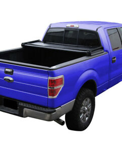 Premium Soft Folding Tonneau Cover - Ford F150