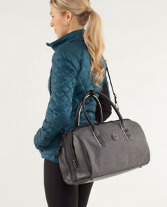 "Lululemon ""Daily Om Duffel"" Bag"