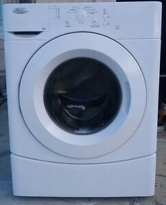 Whirlpool Front Load Washer, 4yrs old, like new condition