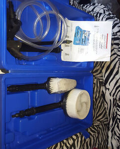 Simoniz pressure washer accessory cleaning kit