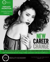 Looking for a career change?! No better time to start then now!